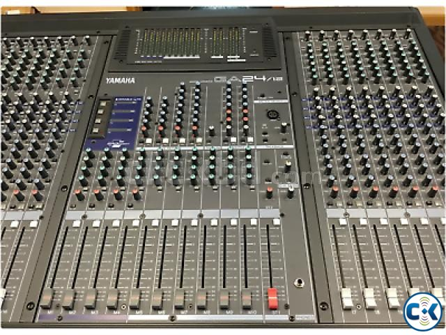 Yamaha 24 Channel Mixer GA 24 12 Used Call 01911910004 | ClickBD large image 0