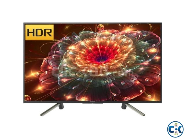SONY 43W800F Full HD HDR Smart Android TV Best price in BD | ClickBD large image 0