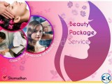 Best on demand beauty salon at home services in Dhaka