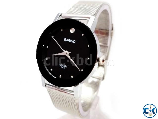 Bariho watch Mesh Chain | ClickBD large image 0