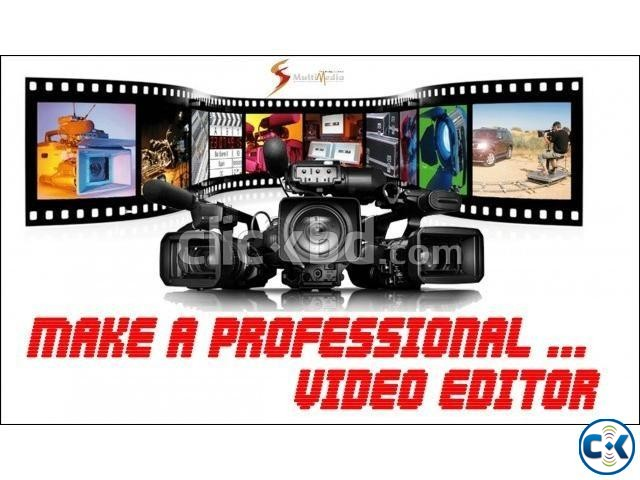 VIDEO EDITING TRAINING | ClickBD large image 0