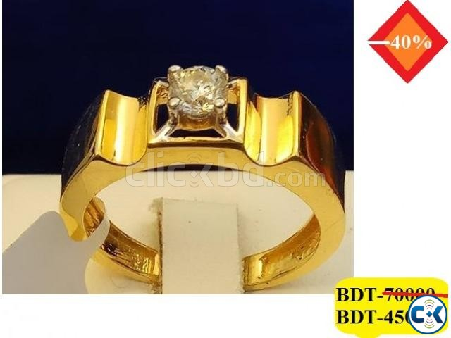 Diamond Ring 40 OFF | ClickBD large image 1