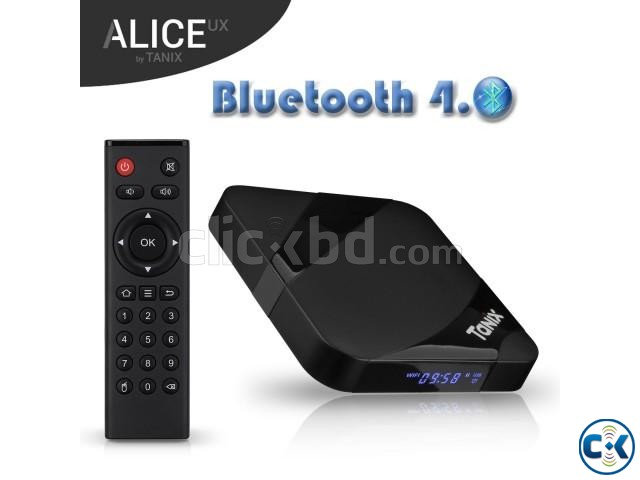 Tanix TX3 Max Android TV Box 2 16GB With Bluetooth | ClickBD large image 0