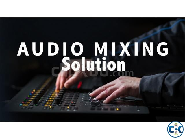 Mix Your Song Only 1000k | ClickBD large image 0