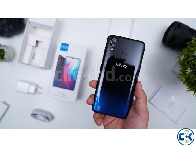 Brand New Vivo Y91i With Official Warranty | ClickBD large image 0