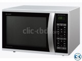 Sharp R-72A1-SM-V 25L Grill Microwave Oven BEST PRICE IN BD