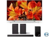 Sony Bravia 55 Inch X9000F 4K UHD Android TV