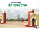 A block Green model town with 60 road Price Negotiable