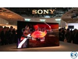 Original Sony Bravia 85 INCH X9000F 4K ANDROID HDR TV