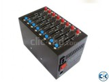 Automatic recharge Modem 8 Port 20000 BDT