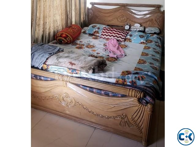 double bed full segun | ClickBD large image 0