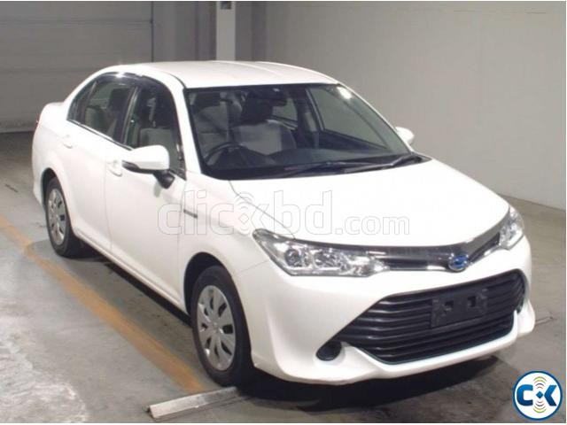 Toyota Corolla Axio Hybrid Model-2015 | ClickBD large image 0