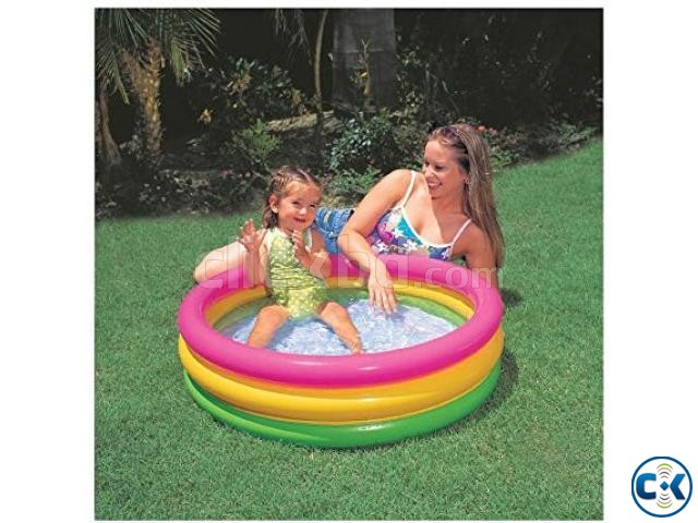 Baby Swimming Pool in BD | ClickBD large image 0
