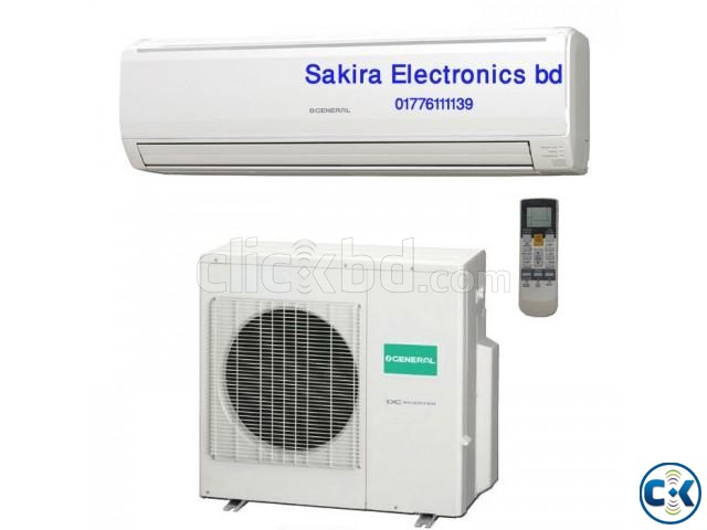 New O General 1.5 Ton Split AC | ClickBD large image 1