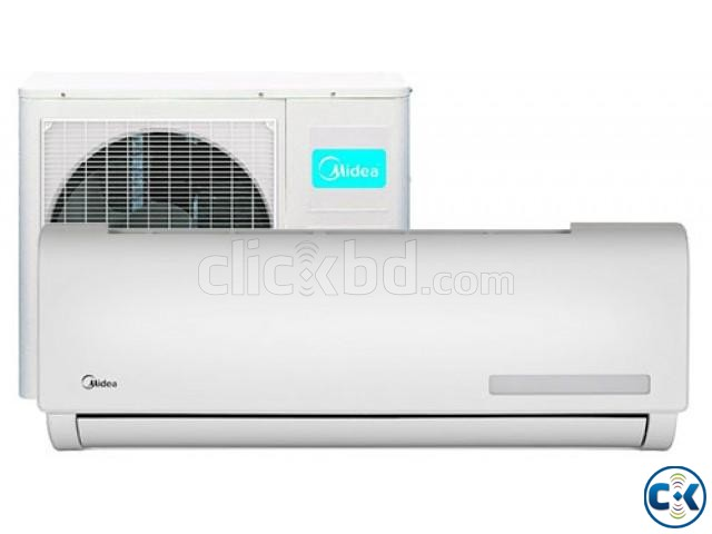 Midea Splite AC 1.5 TON New Model 2018 MSM-18CRNLP | ClickBD large image 0