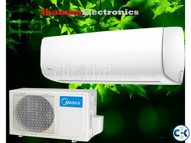 Midea Splite AC 1.5 TON New Model 2018 MSM-18CRNLP | ClickBD large image 3