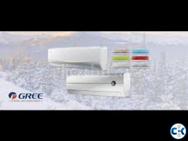 GREE GS-18CT Cozy Trendy - Split AC - 1.5 Ton | ClickBD large image 0