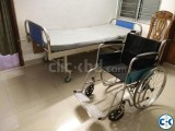 Wheel Chair for Patient