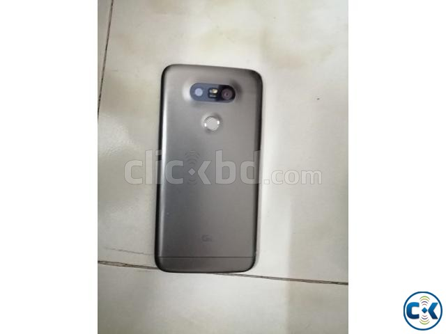 Android LG G5 Fresh condition with BOX Charger | ClickBD large image 1