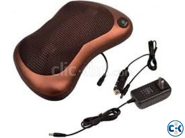 Car And Home Neck Massage Pillow | ClickBD large image 0
