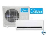 50 Inverter Midea MSM12CR 1 Ton 3-In-1 Filter Split AC