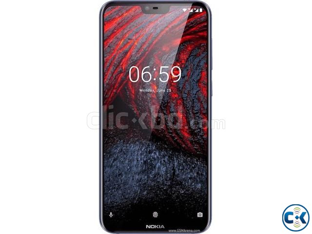 Brand New NOKIA 6.1 Plus 4 64GB Sealed Pack 3 Yr Warranty | ClickBD large image 3