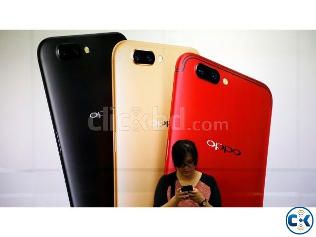 Oppo A3s 16GB 1 Year Official Warranty | ClickBD large image 4