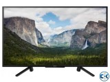 SONY BRAVIA 50 W660F FHD HDR SMART TV