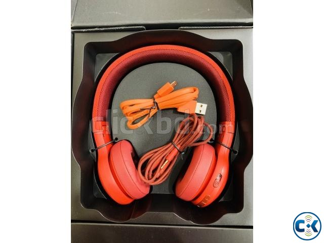 JBL E45BT RED Headphone Cover | ClickBD large image 1