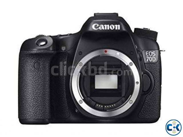 Canon EOS-70 D new look | ClickBD large image 0
