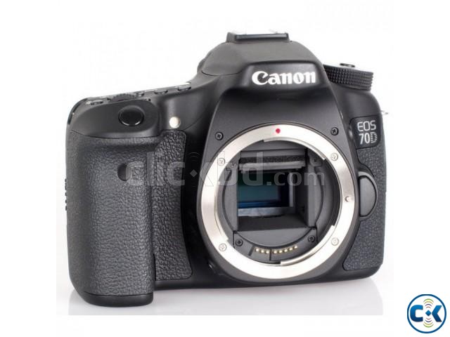 Canon EOS-70 D new look | ClickBD large image 2
