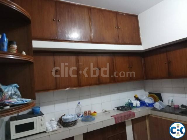 Exclusive Flat For Sale In Lalmatia | ClickBD large image 2