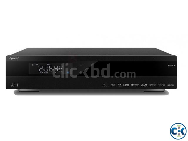 Egreat A11 4K Blu-ray Media Player BEST PRICE IN BD | ClickBD large image 0