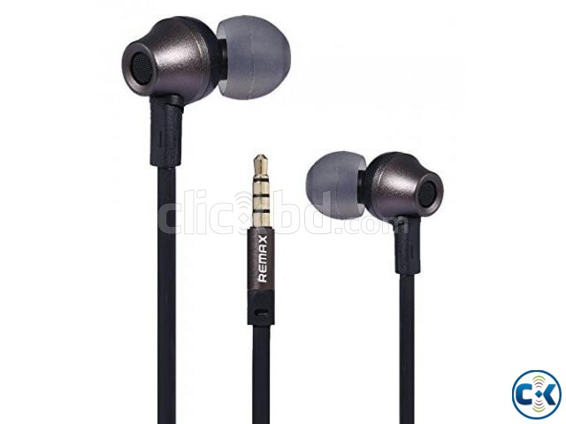 REMAX RM 610D IN-EAR EARPHONE | ClickBD large image 0