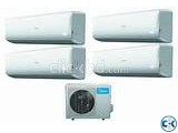 MIDEA 2.5 TON AC WALL MOUNT TYPE