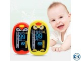 Portable Fingertip Pulse Oximeter for Kids Newborn Baby