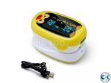 Portable Fingertip Pulse Oximeter for Baby Kids