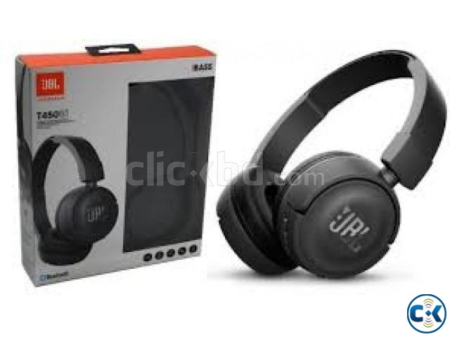 24ca1e9c67c JBL Headphone T450BT 100 Original with 6 Months warranty | ClickBD large  image 0. Price: