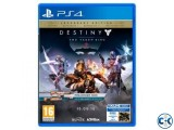Destiny Taken King PS4
