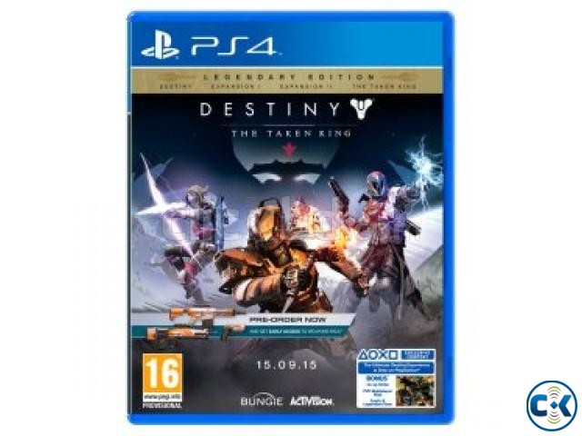 Destiny Taken King PS4 | ClickBD large image 0