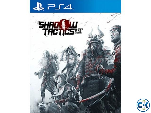 SHADOW TACTICS BLADES OF THE SHOGUN PS4 | ClickBD large image 0
