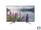Sony bravia W800F smart television has 49 inch flat display