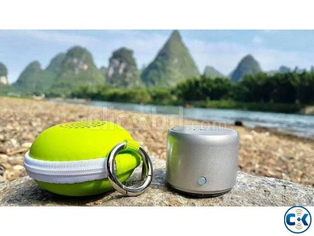 Portable loud bass Bluetooth Speaker | ClickBD large image 1