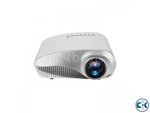 RD802 Projector- Cheapest Price In Bangladesh Zymak | ClickBD large image 0