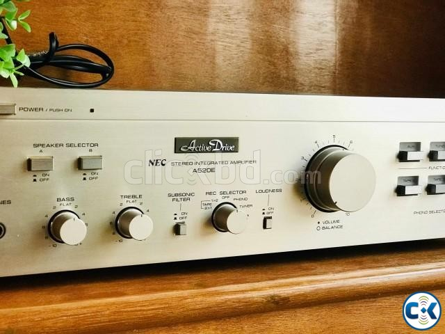 NEC 370 WATT STEREO AMPLIFIER JAPAN MADE. | ClickBD large image 0