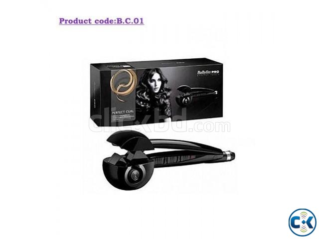 Babyliss_Pro_Style_Curl for hair style  | ClickBD large image 1