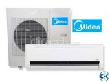 Midea AC 1.5 Ton with warranty 3 years