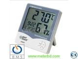 Digital Hygrometer Thermometer Humidity Temperature Meter