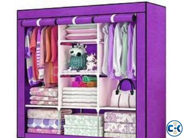 Detachable Storage wardrobe | ClickBD large image 0
