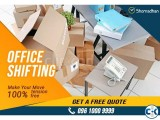 Best Office Shifting Service in Dhaka Shomadhan